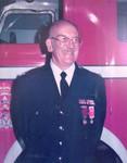 Station Officer John Holman, GM Gold Star