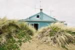 our back door in the dunes