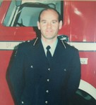 CFO (Officer in charge) Ron Casey