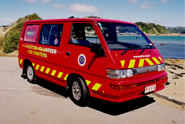 Our first logistical support vehicle. Donated to Porirua RSA for use by Porirua Cadets when it was replaced by the 2010 Toyota HiAce.